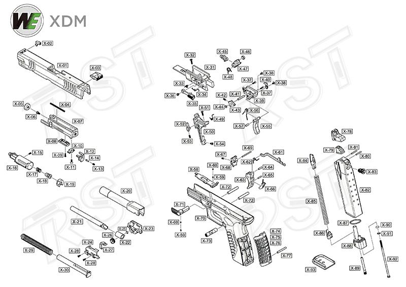 Xdm Schematic on